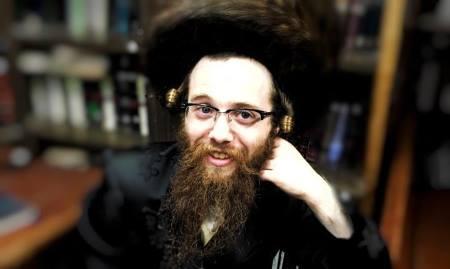 הרב ישראל שלום שנייבלג